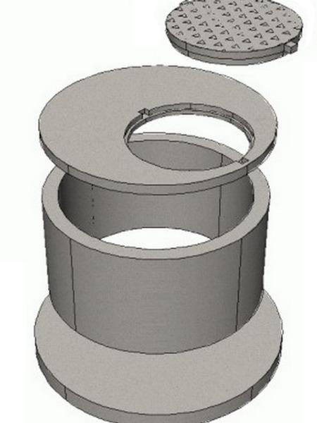 Орехово зуево жби кольца опора лэп бетон купить
